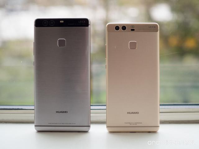 Huawei P9 e Mate 8 Android Nougat
