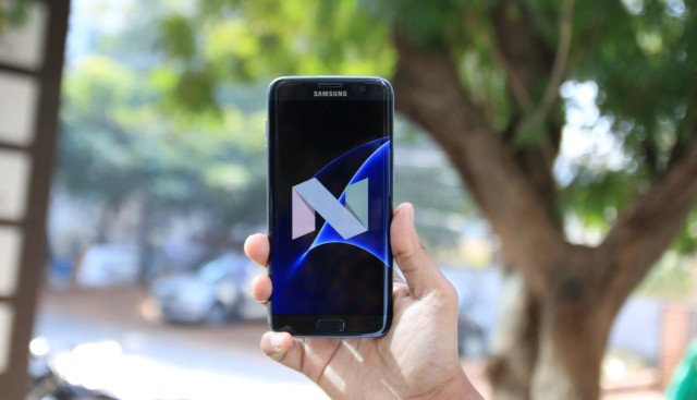 Galaxy S7 e S7 Edge Android Nougat Beta