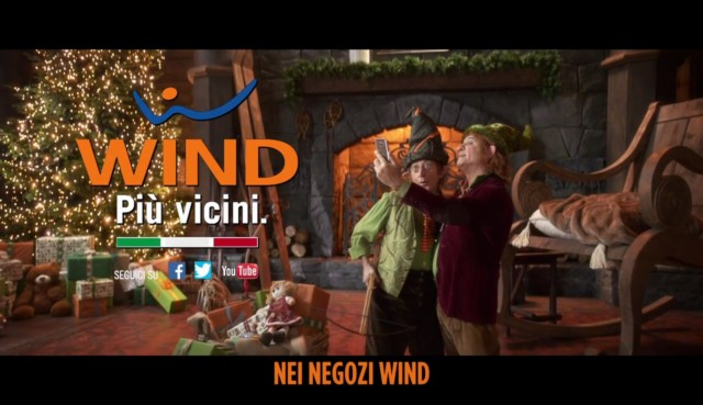 Wind Natale 2016: chiamate illimitate