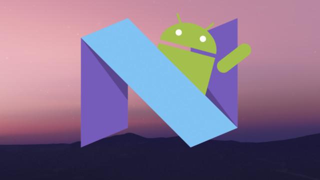 Android Nougat Samsung Galaxy