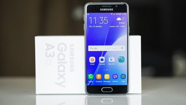 Galaxy A3 2016 sottocosto