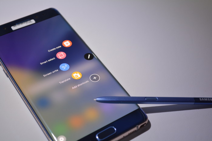 Samsung: le batterie causa degli incidenti al Galaxy Note 7