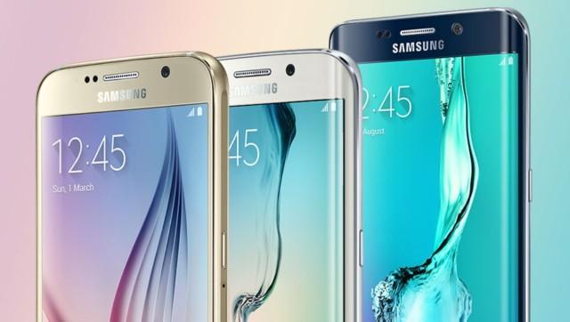 Galaxy S6, S6 Edge e S6 Edge plus Nougat