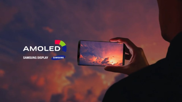 Galaxy S8 rumors: video Amoled