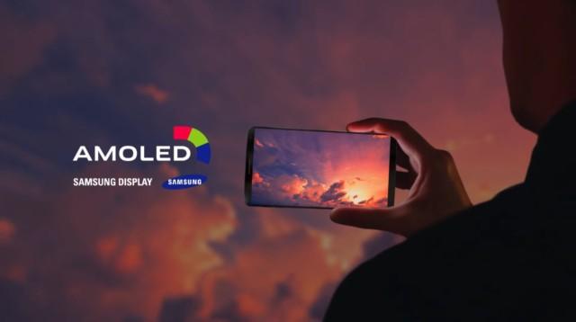 Galaxy S8 rumors: video Amoled