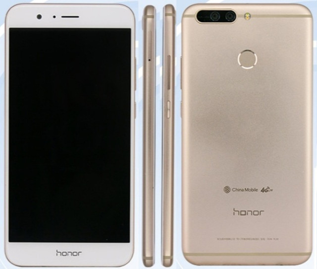 Honor DUK-TL30 il successore di Honor 8?
