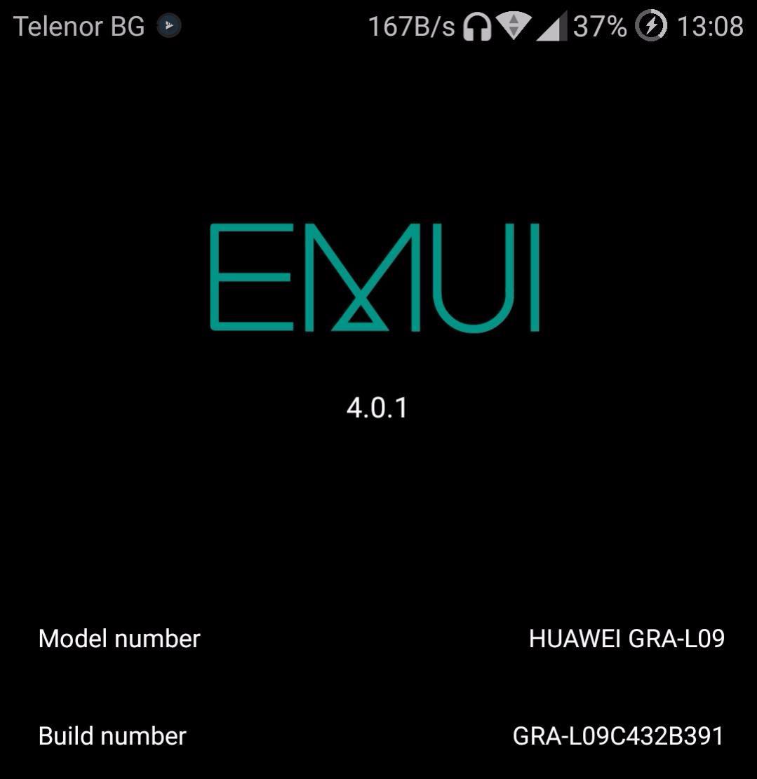 Huawei P8 aggiornamento firmware