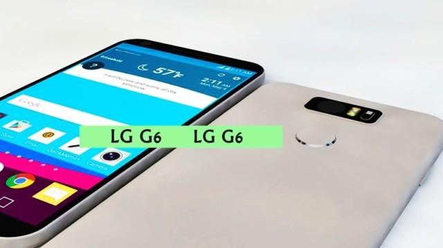 LG G6 nuovo display, data annuncio