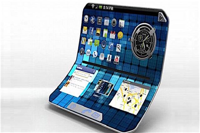 Galaxy X e X Plus smartphone pieghevoli