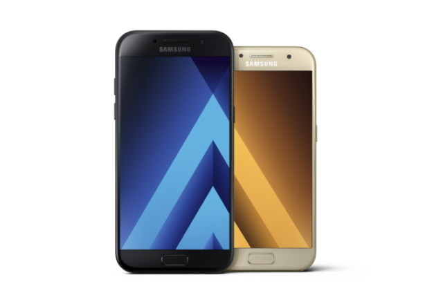 CES 2017, Samsung presenta i nuovi smartphone Galaxy A