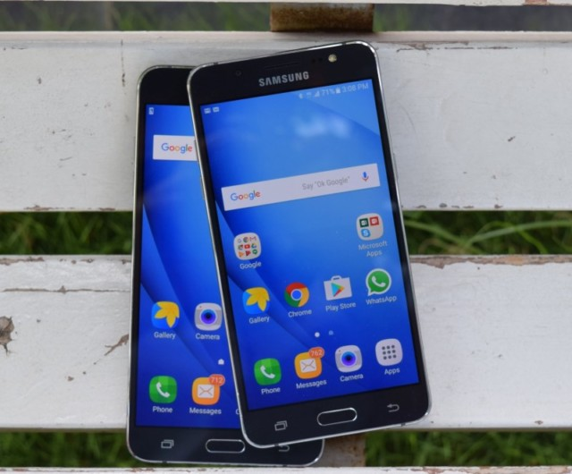 Galaxy J7 2017 GeekBench