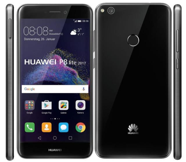 Huawei P8 Lite 2017 in Italia: dettagli