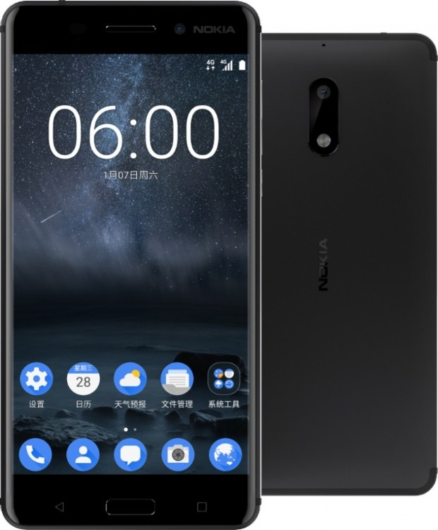 Nokia 6 internazionale