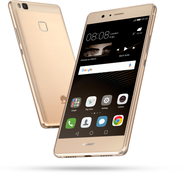 Huawei P9 Lite aggiornamento Nougat