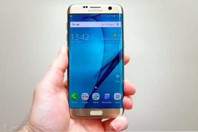Galaxy S7 Edge Vodafone aggiornamento dicembre 2016