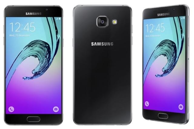 Galaxy A5 2016 Nougat