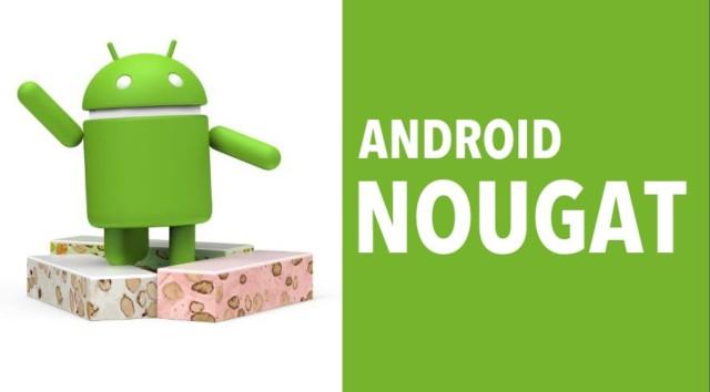 Android Nougat diffusione febbraio 2017