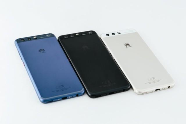 Huawei P10 Plus ufficiale