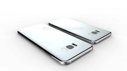 Galaxy S8 Plus rumors