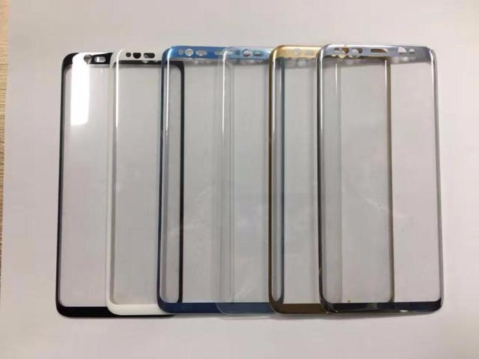 Galaxy S8 colori