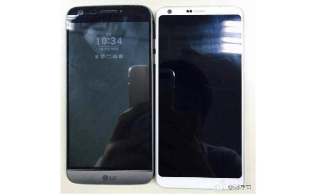 LG G6 vs LG G5 il confronto