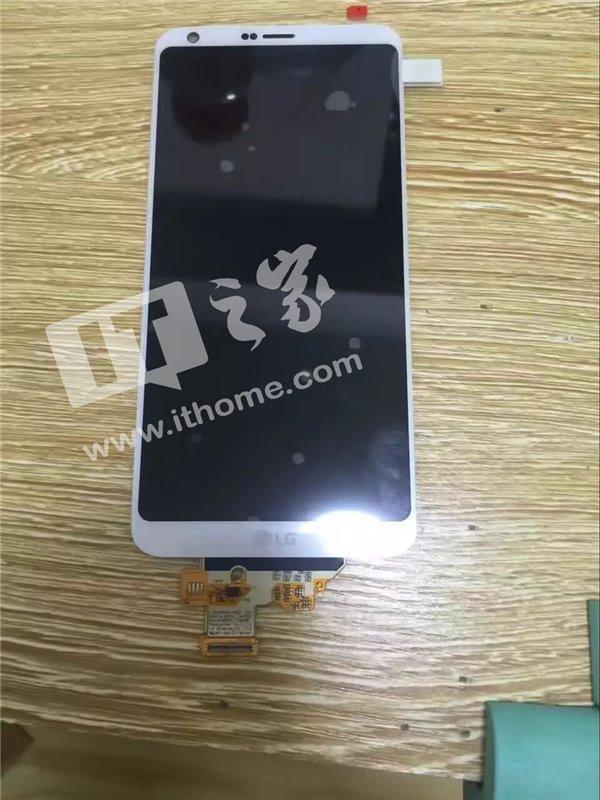 LG G6 immagine dal vivo