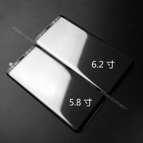 Galaxy S8 e S8+ camera anteriore, prezzo colori