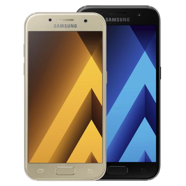 Galaxy A5 2017 e Galaxy A3 2017 TIM