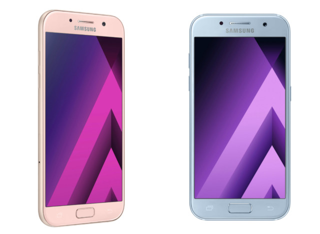 Galaxy A5 2017 e Galaxy A3 2017 prezzo