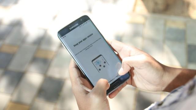 Galaxy S7 e S7 Edge Secure Folder