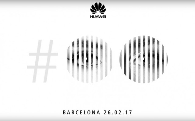 Huawei P10 MWC 2017 teaser