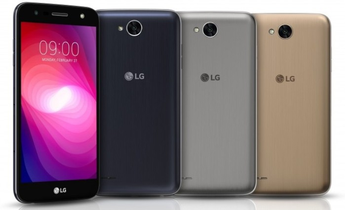 LG X Power2 ufficiale