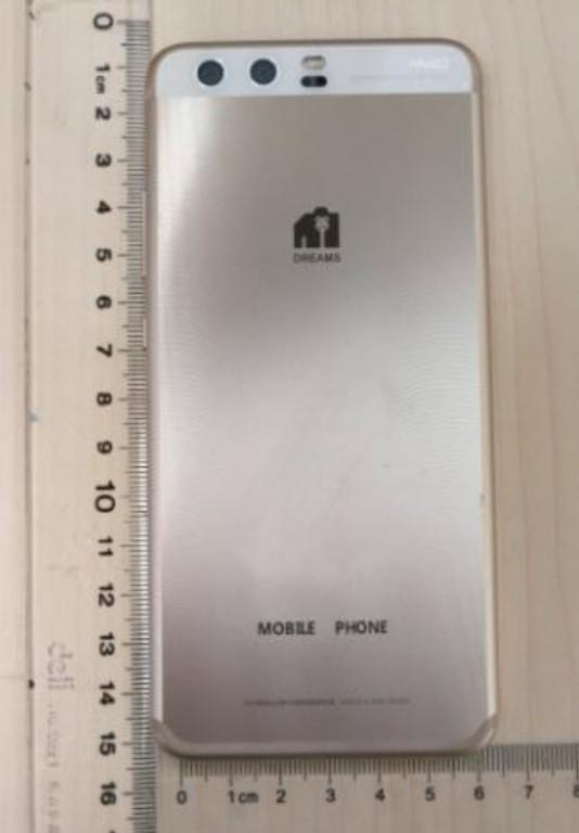 Huawei P10 dal vivo FCC USA