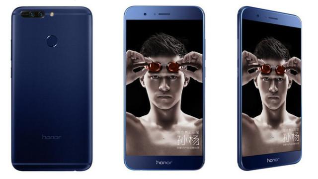 Honor V9 (Honor 8 Pro) ufficiale