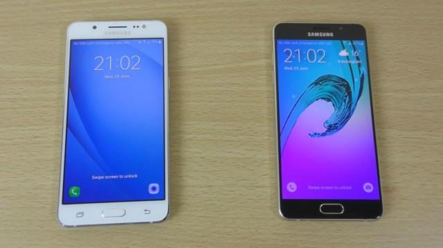 Galaxy A5 2016 e Galaxy J5 2016 aggiornamento