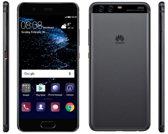 Huawei P10 e Huawei P10 Plus porteranno al debutto EMUI 5.1