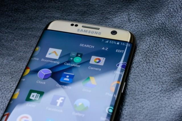 Galaxy S7 Edge Android Nougat Tre Italia