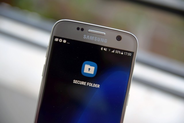 Galaxy S7 e S7 Edge Secure folder Android Nougat