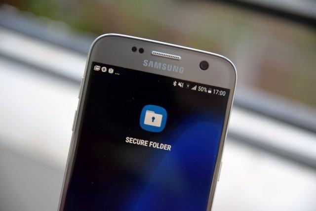 Galaxy S7 e S7 Edge Secure folder Android Nougat