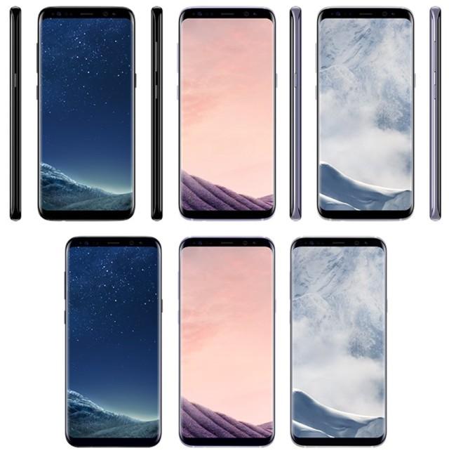 Galaxy S8 e S8 colorazioni prezzo e accessori