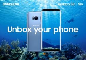 Galaxy S8 e S8+ prezzo preordine