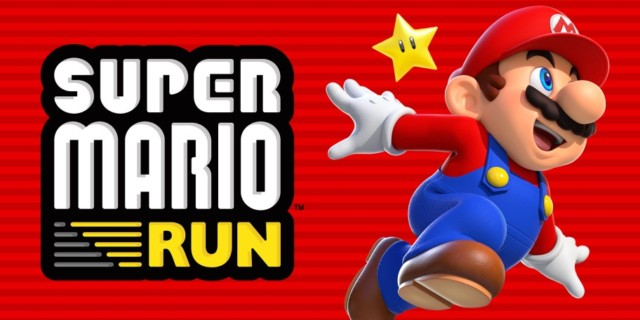 Super Mario run per Smartphone Android