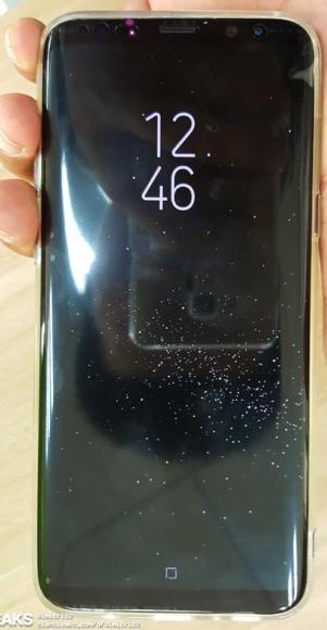 Galaxy S8 video