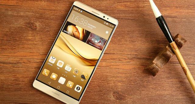 Huawei Mate 9 nuovo aggiornamento firmware