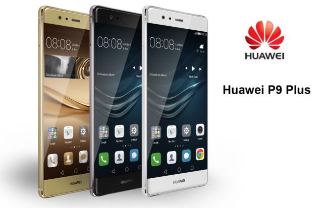 Huawei P9 Plus Android Nougat Italia