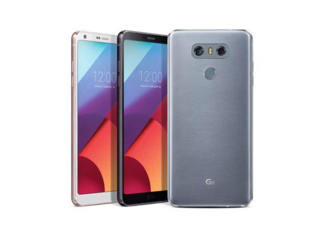 LG G6 test resistenza ai graffi