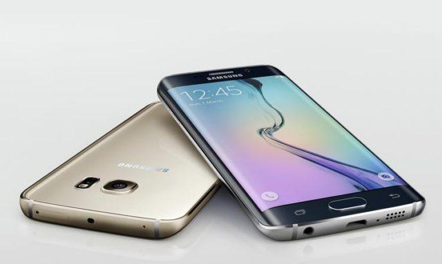 Galaxy S6 Edge Nougat