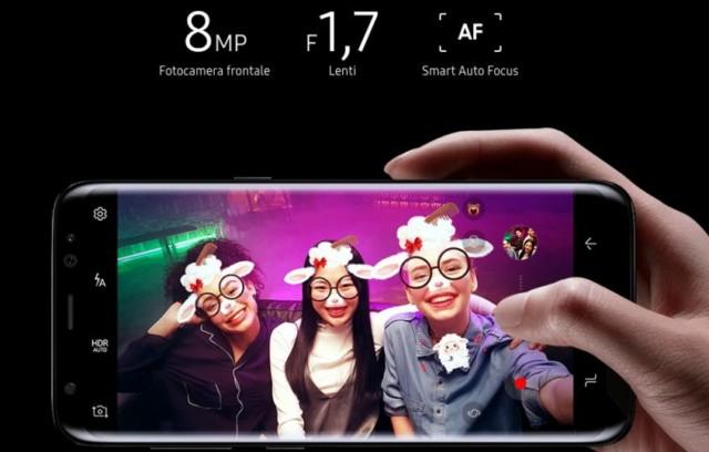 Galaxy S8 vs iPhone 7 vs Galaxy S7 vs LG G6 selfie