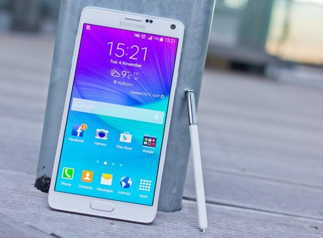 Galaxy Note 4 aggiornamento febbraio 2017