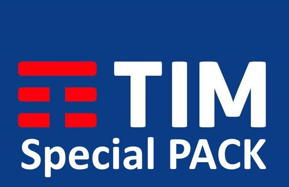 TIM Special Pack per 6 mesi